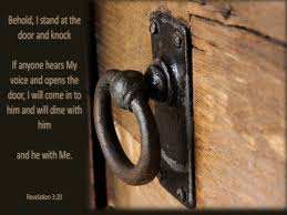 door knock image