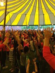tent 19